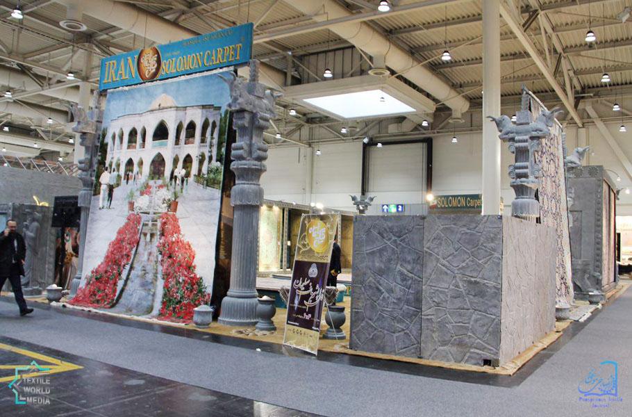 IRAN-Solomon-carpet-DOMOTEX-2017-TextileWorldMedia