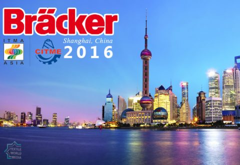 ITMA Asia 2016 in Shanghai