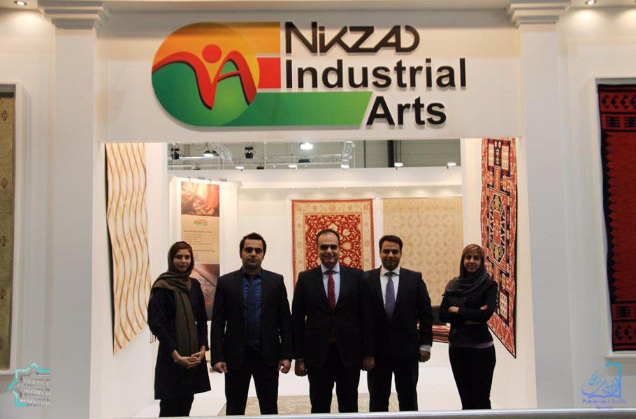 Nikzad-Industrial-Arts-DOMOTEX-2017-TextileWorldMedia