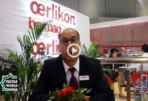Oerlikon - ITMA ASIA 2016 -twm