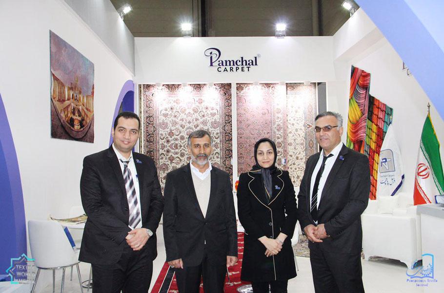 Pamchal-carpet-DOMOTEX-2017-TextileWorldMedia
